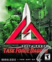 Delta Force - Task Force Dagger Cover, Poster