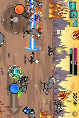 game cartoon Wars b