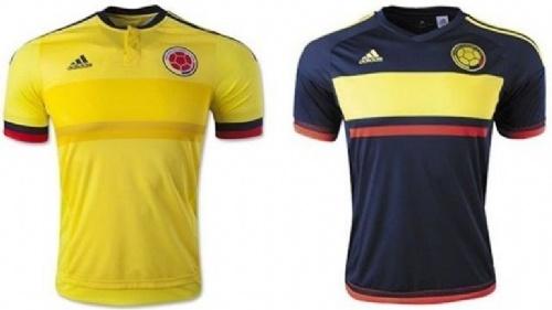 Copa América 2015: Uniformes (Local y Visitante) de las 12 ...