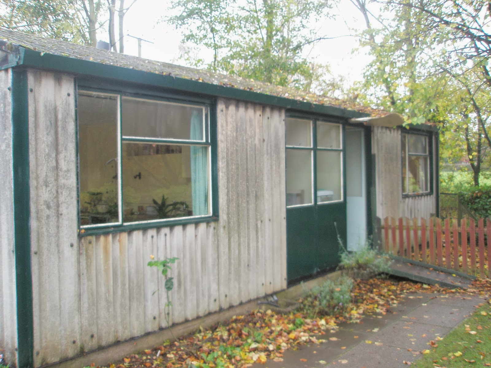Surveying Property 1940 S Prefab Houses Simple But