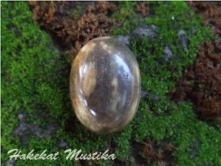 Batu Mustika Janur Kuning Eyang Pitoyo