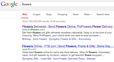 Google Blocked Search Result Broken