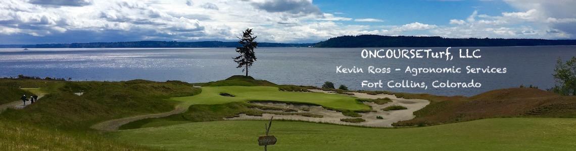 ONCOURSETurf - Kevin J. Ross, CGCS