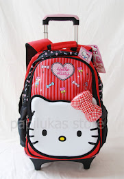 Tas Trolley Hello Kitty, Model-1