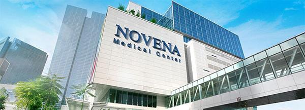 medical center nearby royal square at novena