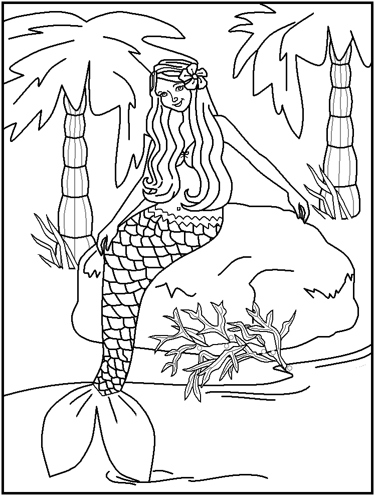 h20 just add water coloring pages free coloring pages