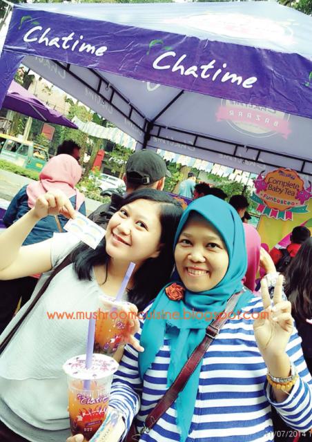 Chatime: Good Tea, Good Time