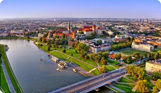 Как провести выходные в Кракове