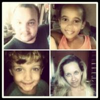 &#39;Brindo a casa..brindo a vida..meus amores,minha famlia .