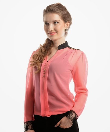 Stylish top designs 2014 latest tops designs with skinny for Latest design news