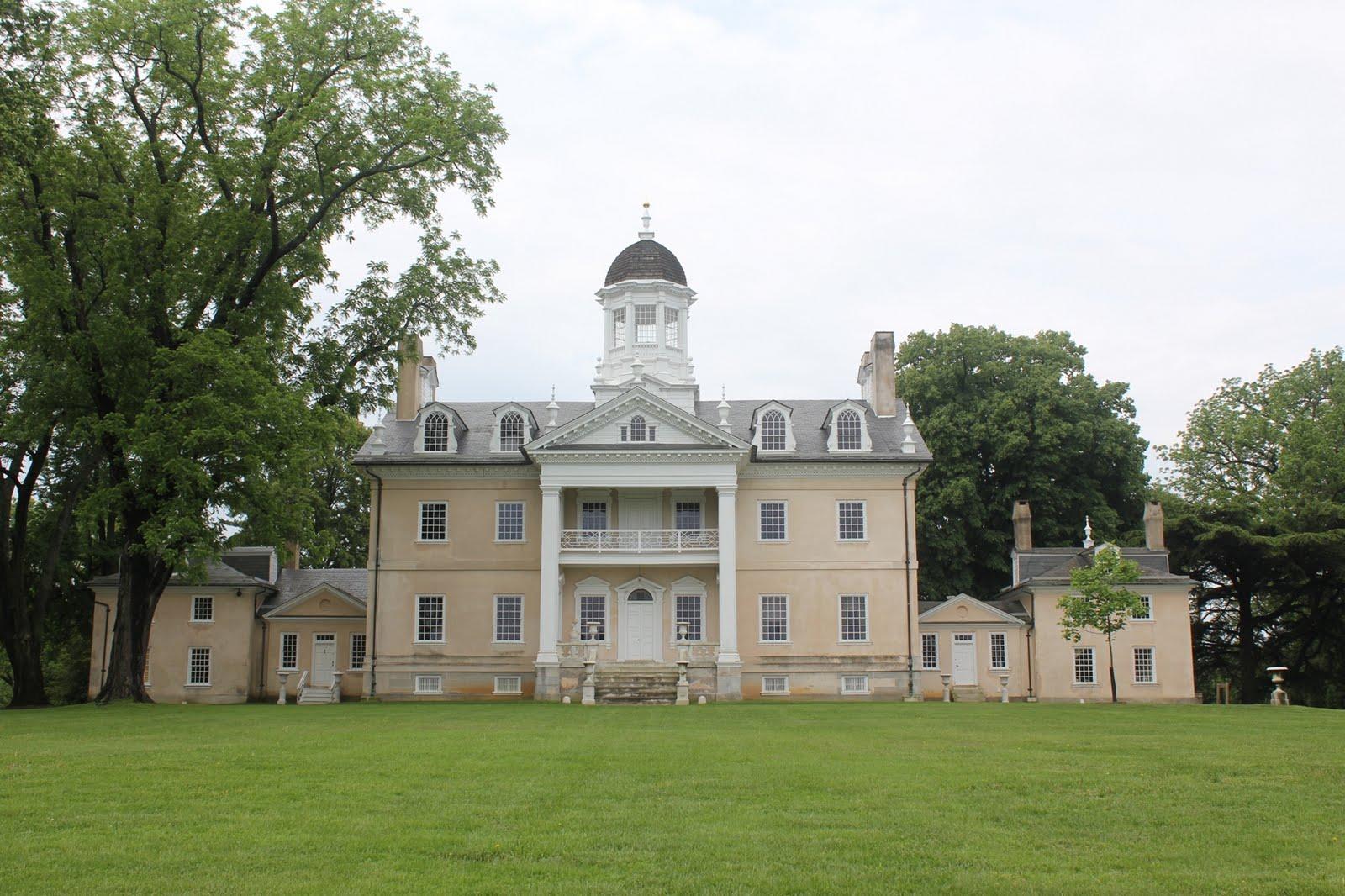 Hampton national historic site - The Mansion At Hampton