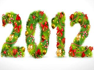 Feliz ano nuevo 2012