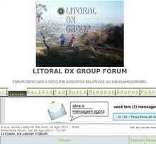 LITORAL DX GROUP FÓRUM