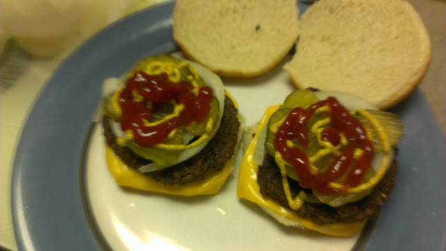 hamburgers - the simple go to meal,