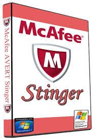 برنامج mcafee stinger لمكافحه الفيروسات اخر اصدار 2015