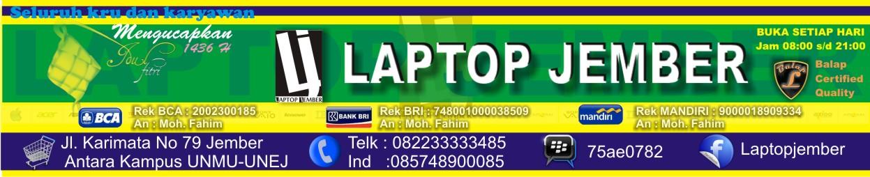 Laptop Jember - Laptop Bekas Bergaransi