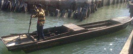 Pompong Pertama Kepri Fishing Club