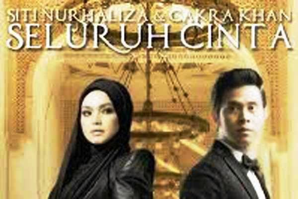buy the original CD or use the RBT and NSP to support the singer  Unduh  Siti Nurhaliza & Cakra Khan - Seluruh Cinta.mp3s New Songs Downloads