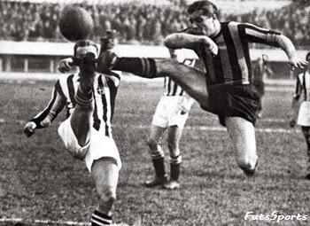 Giuseppe Meazza -  Ambrosiana-Inter x Juventus
