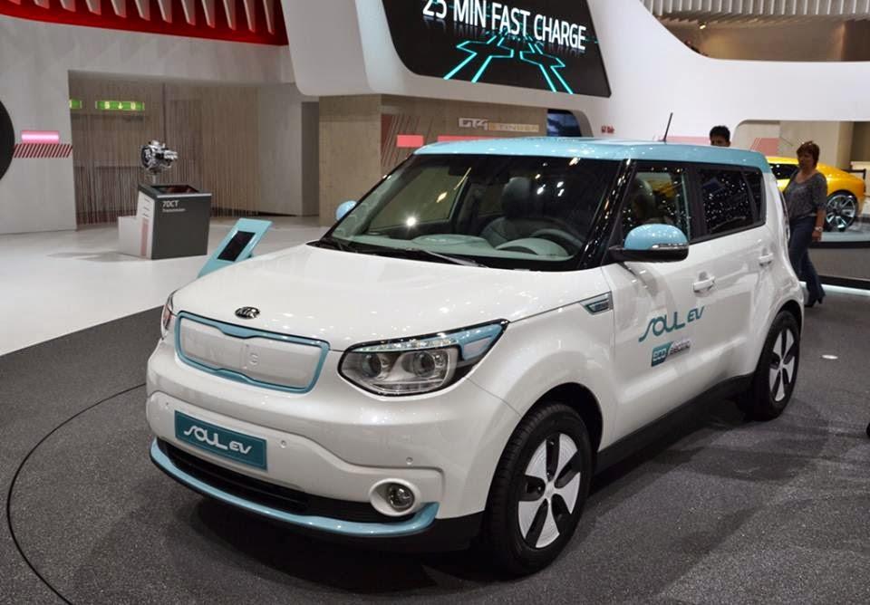 Kia Soul EV, cien por cien eléctrico