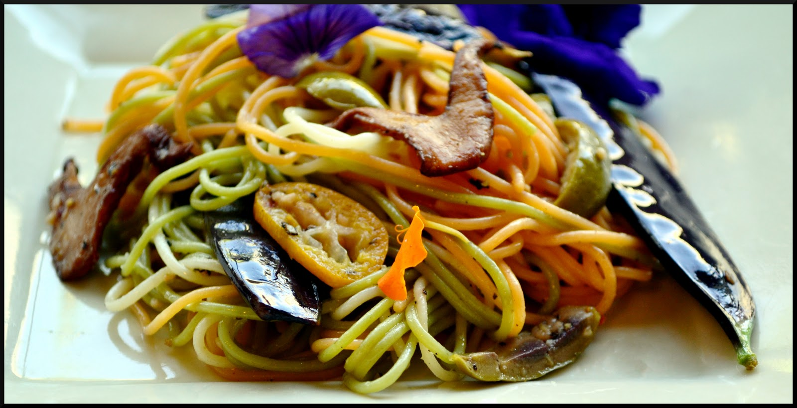 The Ardent Epicure What S For Lunch Angel Hair Pasta Salad With