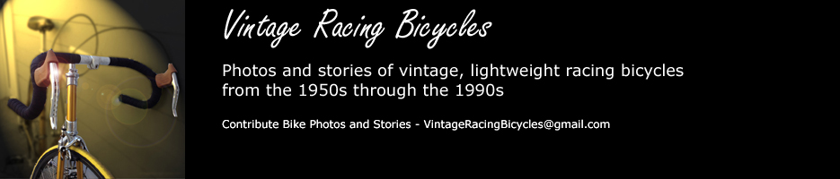 Vintage Racing Bicycles
