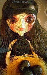Tangkou doll+halloween-