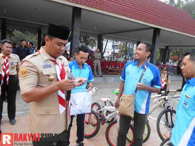 Apel Besar Pramuka Kwarcab Subang