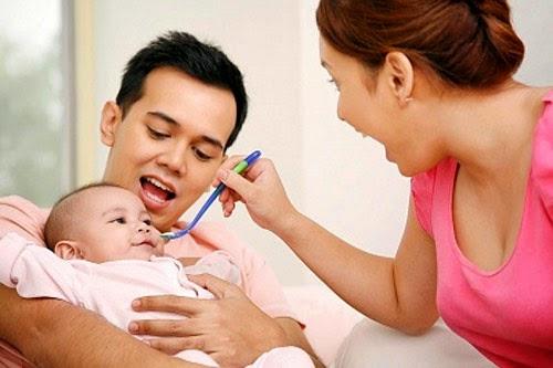 Mẹo chăm sóc khi con ốm