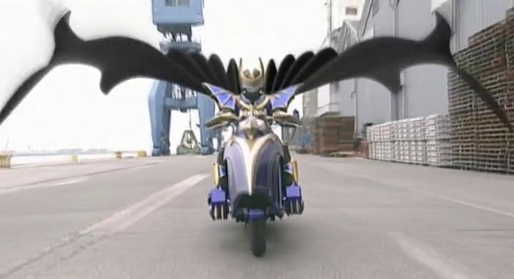 Kamen Rider Ryuki 24 Subtitle Indonesia