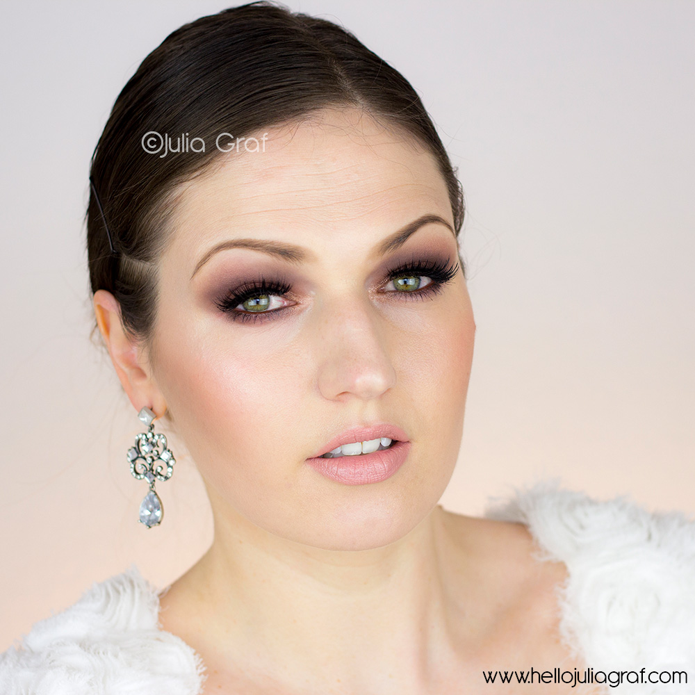 I Want To Do My Own Wedding Makeup : Julia Graf: Kim Kardashian Vogue Cover Makeup