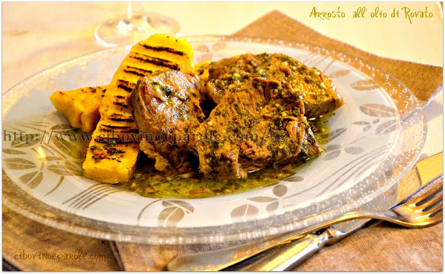 Arrosto all' olio