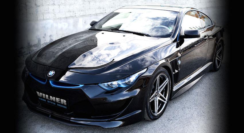 クーペの「BMW Bulshark」