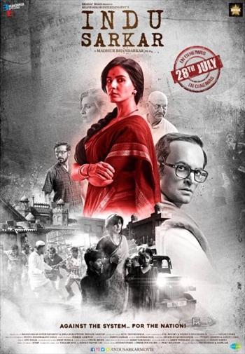 Indu Sarkar 2017 Hindi pDVDRip x264 700MB