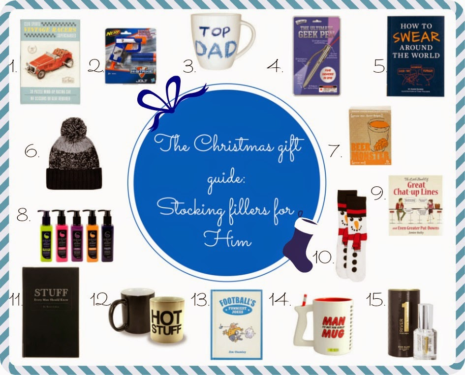 Christmas Gift Guide For Him Christmas Gift Guide Series