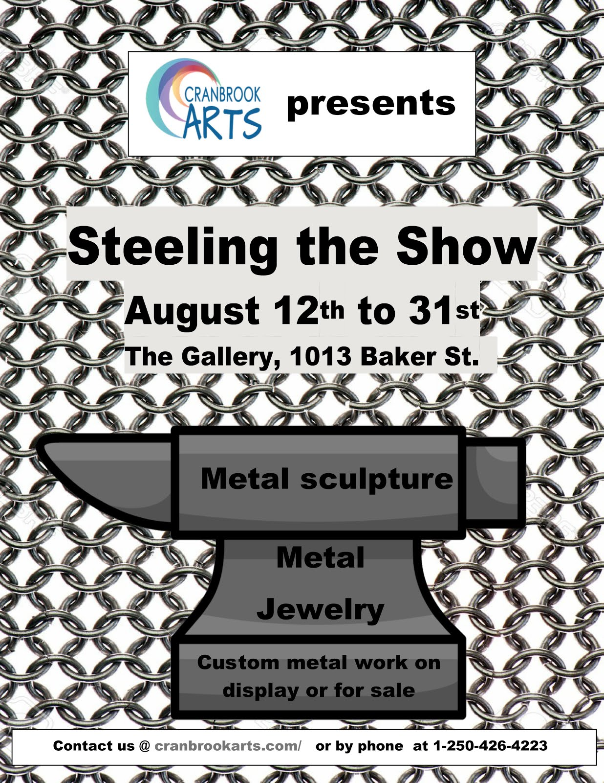 Metal Work Exhibit