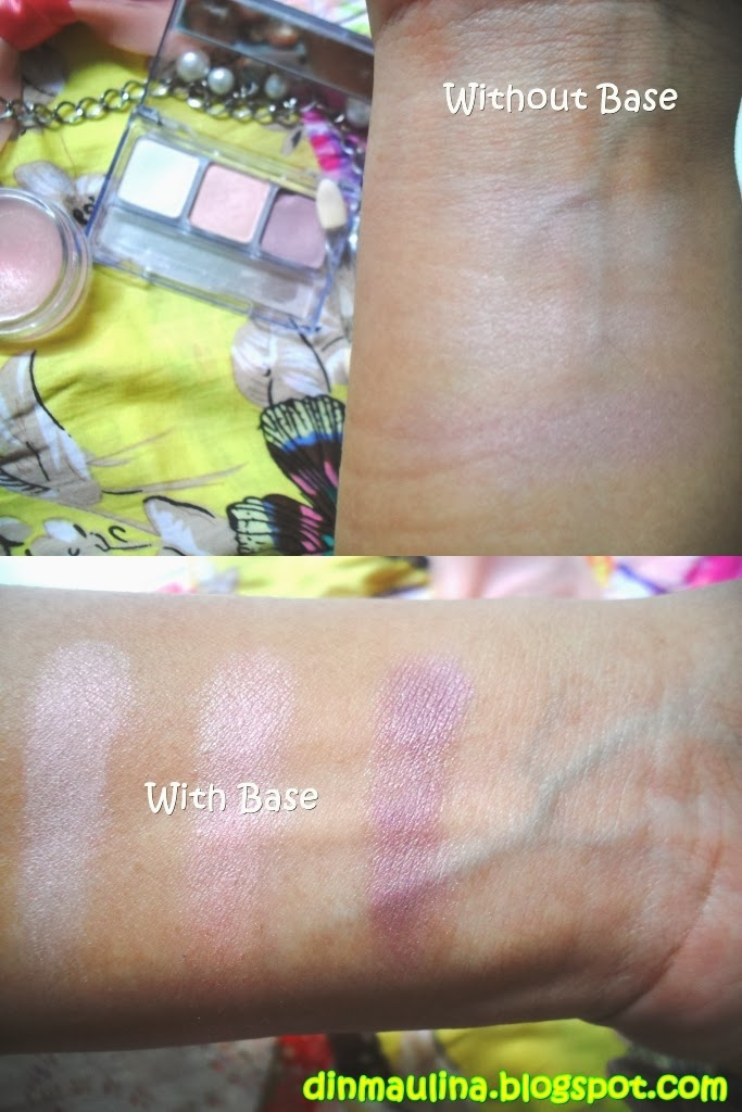 The Journey Of Pinkcess My First Eye Shadow Review