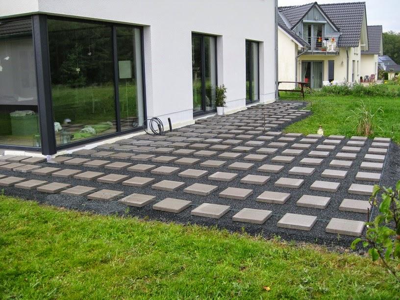 marios werkstatt hausprojekt terrasse teil 2. Black Bedroom Furniture Sets. Home Design Ideas