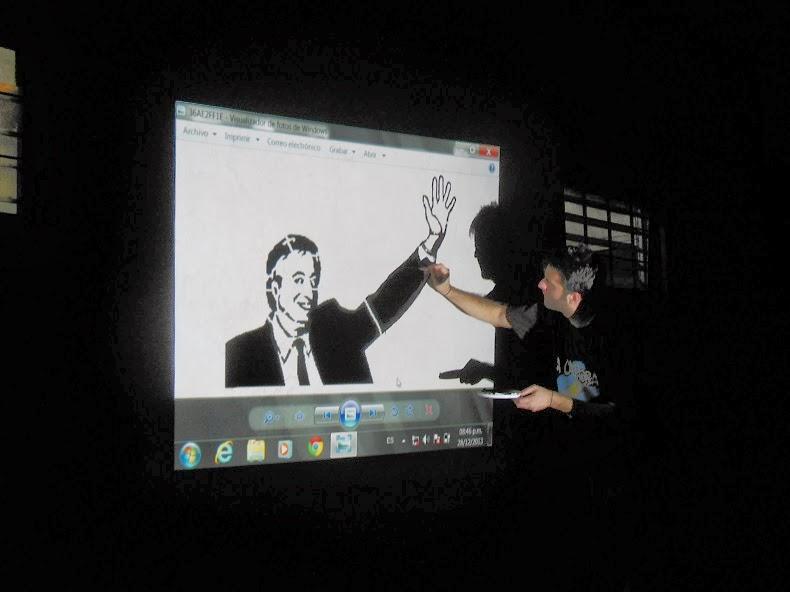 La Cámpora Brandsen pinta un nuevo mural en homenaje a Néstor Kirchner