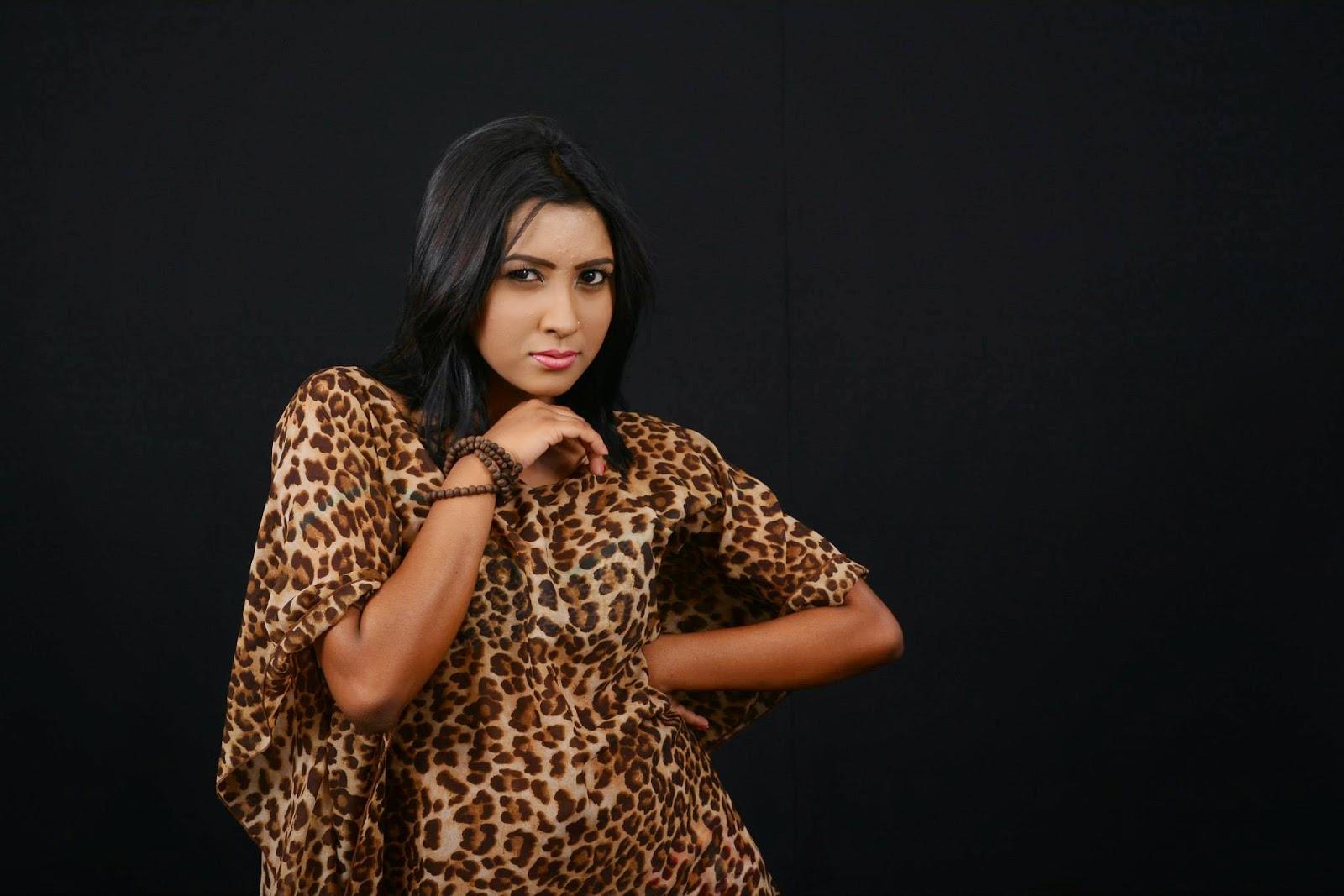 Sri Lankan model Sachi Wickramasinghe