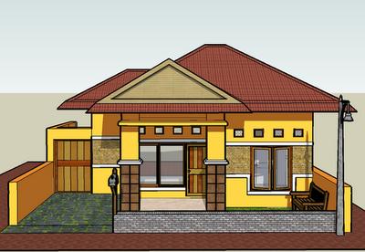 Gambar Desain Rumah Minimalis 06