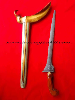 keris pamor lintang kemukus