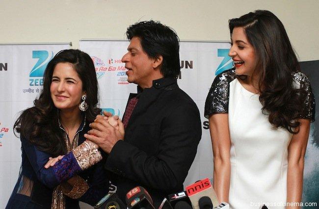Katrina Kaif Blue Dress Jab Tak Hai Jaan   www.pixshark ...