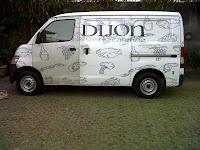 Branding Mobil Denpasar