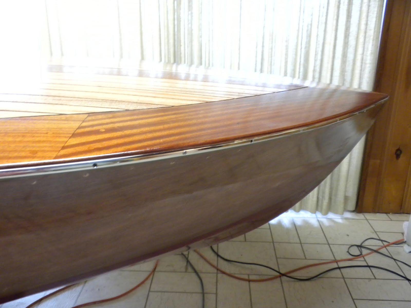 Marine Epoxy Paint For Wood : Jay wood boat epoxy coating how to building plans