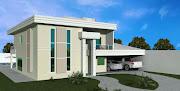 Construindo nossa casa - selma: FACHADA - 3D