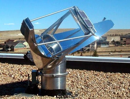 Andrea proietti corvo tecnologie green illuminazione solare