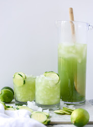Bobby Flay's Cucumber Cocktail!