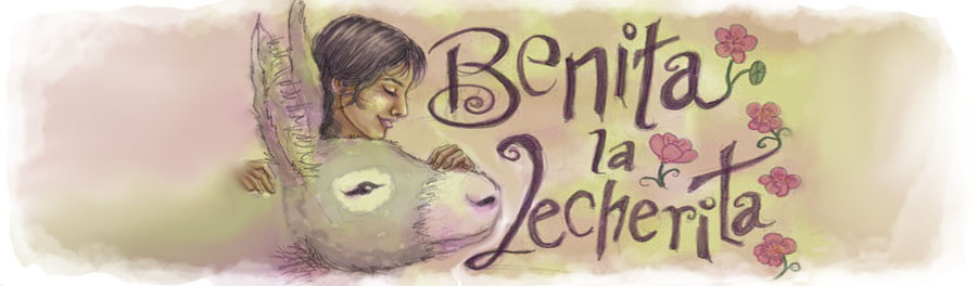 Benita la Lecherita - Webcomic semanal