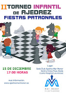 Ajedrez. II Torneo Infantil
